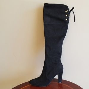 Unisa lace up boots